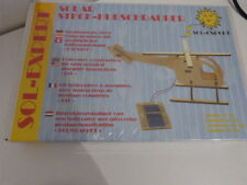 kit hélicoptère solaire  (cp2)