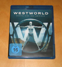 Westworld - Die komplette 1. Staffel  [3 Blurays] (2017)