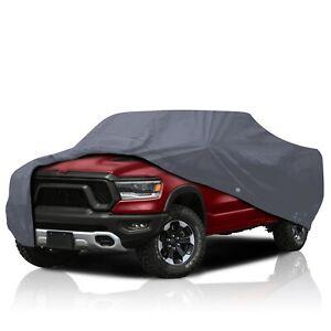 Dodge RAM 3500 QUAD Cab Short Bed 2005 Full Truck Cover 4 Layer
