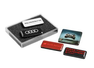 Audi magnet set quattro Genuine accessories
