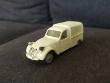 NOREV Citroën 2 CV Commerciale