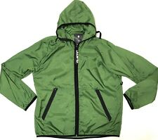 ad762312e14f G-Star Raw Rain Jacket Mens STRETT HDD GYM BAG New With Out Tags Sz