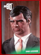 JOE 90 - SAM LOOVER - Card #39 - GERRY ANDERSON COLLECTION - Unstoppable 2017