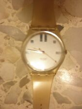 Vintage 1980 s  SWATCH Watch Swiss JELLY FISH  need new battery