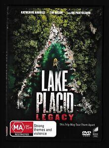 Lake Placid Legacy  - DVD / Horror, Thriller / Region 4