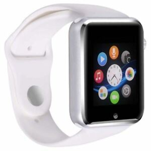 Montre Smart Watch Phone / Bluetooth / connexion facile - Blanc - NEUVE