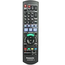 PANASONIC N2QAYB000618 DVD/TV REMOTE CONTROL,DMR-HW100,HW120,HW220