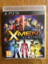 X Men Destiny (non sigillata) - PS3 UK Versione Nuovo!