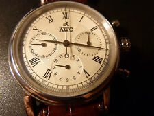 NEW! SEA-GULL Chronograph Mechanical Manual PAPERS Seagull AWC ST19 RARE ST-19