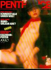 Penthouse 1990/01 (Ohne Kalenderposter)