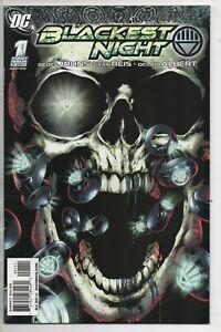 Complete Blackest Night + Tie-Ins SET! 77 Comics!! DC Comics 2009 Green Lantern