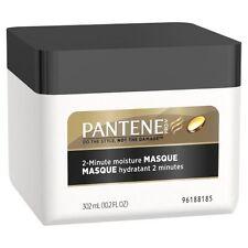 Pantene Pro-V 2-Minute Moisture Masque Deep Conditioner 10.2 Fl Oz
