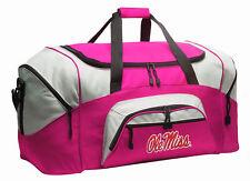 Ole Miss Duffle Bag BEST Large Gym Bag Women or Girls