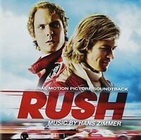 Hans Zimmer - Rush (Original Motion Picture Soundtrack) [New CD] Japan - Import