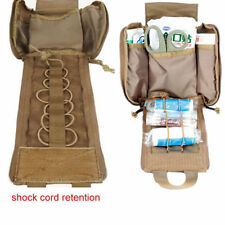 Tactical Compact MOLLE EMT First Aid Utility Portable Medical Pouch Bag Storage