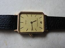 VERY RARE VINTAGE GIRARD PERREGAUX EARLY QUARTZ WATCH STUNNING CONDITION