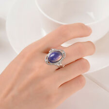 Magic Temperature Changing Color Mood Ring Jewelry Fashion Adjustable
