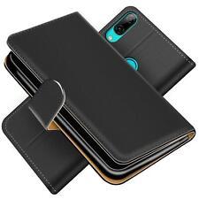 Handy Hülle für Huawei P Smart 2019 Schutz Klapp Etui Book Cover PU Leder Tasche