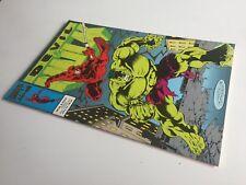 DEVIL & HULK ANNO I N. ZERO 0 MARVEL ITALIA PANINI COMICS 1994