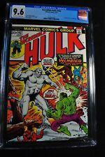 The Incredible Hulk #162 - Marvel Comics 4/73 - CGC 9.6 - OW/W