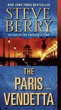 Cotton Malone: The Paris Vendetta 5 by Steve Berry (2010, Paperback)
