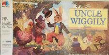 Vintage UNCLE WIGGLY Game 1988 Milton Bradley Replacement Part Pieces U Pick