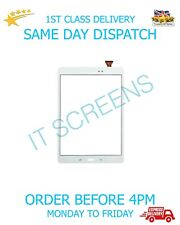 "Nuevo Samsung Galaxy Tab 9.7"" SM-T550 SM-T555 Pantalla Táctil Digitalizador Blanco"