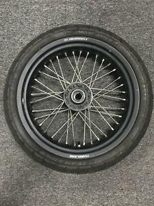 """Husqvarna 701 Supermoto Supermotard 17"""" Front Wheel"""