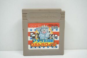 America Ōdan Ultra Quiz JPN - Nintendo GameBoy - NGB