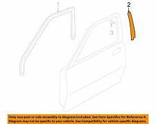 SUZUKI OEM 07-09 XL-7 Front Door-Applique Trim Molding Left 7729078J01