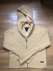 NWT Abercrombie & Fitch Hooded Cardigan