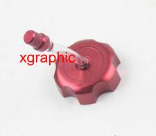 39MM Red Gas Fuel Tank Cap 50cc 70cc 90cc 110cc 125cc ATV Quad 4 Wheeler Taotao
