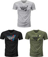 Fly Racing Retro T-Shirt  - Mens Tee