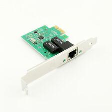 PCI-E 10/100/1000M Gigabit Ethernet Network LAN Express Card RJ45 Card RTL8111E