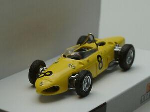 Brekina Ferrari F 156, 1961, #8, O.Gendebien, gelb - 22992 - 1:87