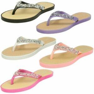 Girls Savannah Flip Flops