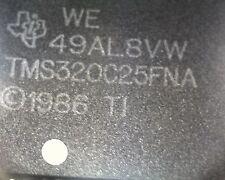 Ti tms320c25fna Digital Signal Processor PLCC 68 Texas Instruments