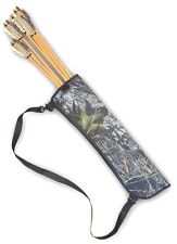 CAMO ARCHERY BACK BOW ARROW QUIVER 151116