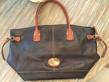 Dooney & Bourke Brown  Fairfield Champosa Handbag Tote Bag NEW