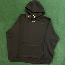 Nike Center Swoosh Hoodie Black XL Travis Scott