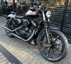 2016 HARLEY-DAVIDSON XL883 N IRON SPORTSTER * 9,400 MILES ON THE CLOCK *