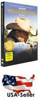 Yellowstone Season 1 (DVD 4-Disc Set) Brand NEW & Sealed Free Shipping US Seller