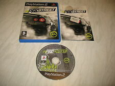 PS2 game - Need for Speed Prostreet (complete PAL)