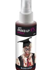 Halloween Fake Spray Blood 28.3ml Smiffys Horror Pump Action Atomiser