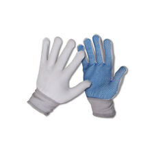 1 Pairs work gloves Nylon Dot Palm Coating Nitrile Rubber Coated Safety gloves