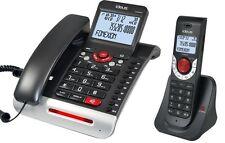 TELEFONO IDEUS COMBO SOBREMESA Y DECT GRIS - ITCOMBO100