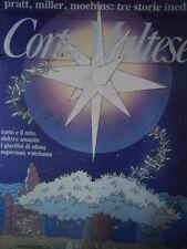 Corto Maltese 1 1989 Pratt Miller Moebius : Tre storie inedite [G.142]