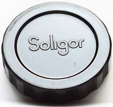Vintage Soligor Rear Cap Nikon F AI AIS Non-Ai Mount For 35mm Film Camera