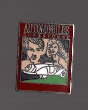 Pin's média / Magazine Automobiles Classiques (EGF signé démons et merveilles)