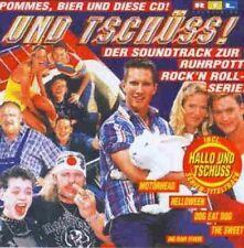 Und Tschüss! (RTL-Serie, 1995) Motörhead, Helloween, Dog eat Dog, Gary Gl.. [CD]